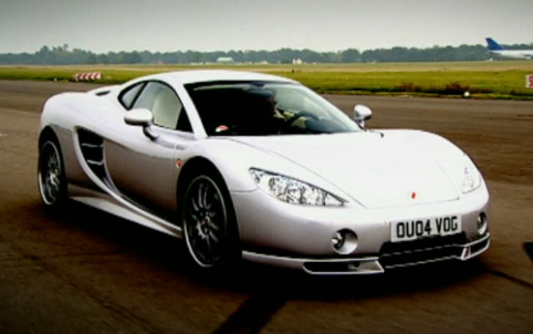Top Gear 07-01: Ascari KZ1