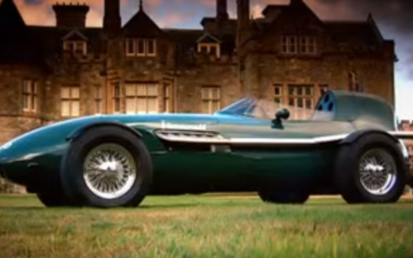 Top Gear 07-02: History of British Racing Green