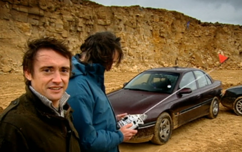 Top Gear 07-02: Lifesize Radio Controlled Cars