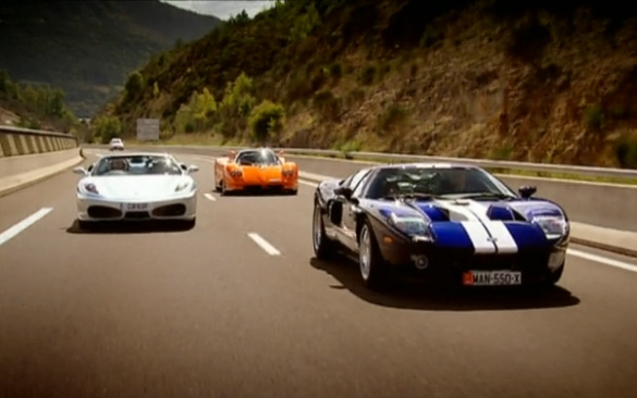 Top Gear 07-03: Supercars Across France
