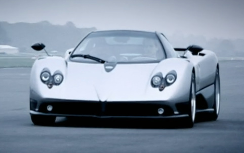 Top Gear 07-04: Pagani Zonda F