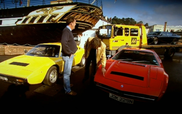 Top Gear 07-04: £10,000 Italian Mid-Engined Supercars Challenge