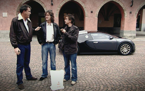 Top Gear 07-05: Bugatti Veyron vs Cessna 182