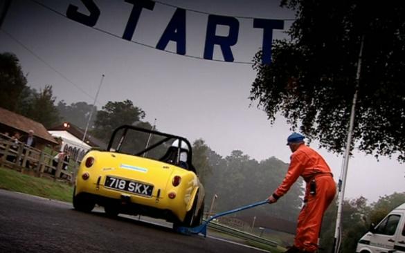 Top Gear 07-06: 2001 Peugeot 306 vs 1961 Austin Healey Sprite