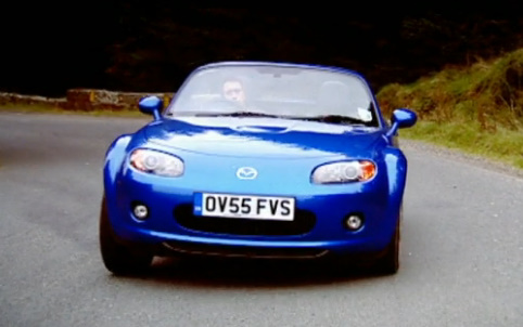 Top Gear 07-06: Mazda MX-5