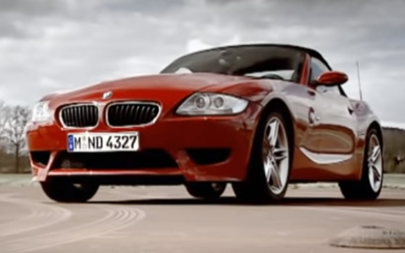 Top Gear 08-04: BMW Z4 M