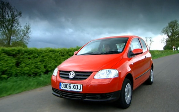 Top Gear 08-05: Volkswagen Fox