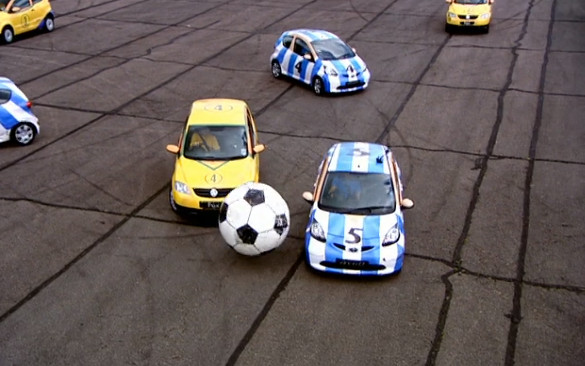 Top Gear 08-05: Car Football: Fox vs Aygo