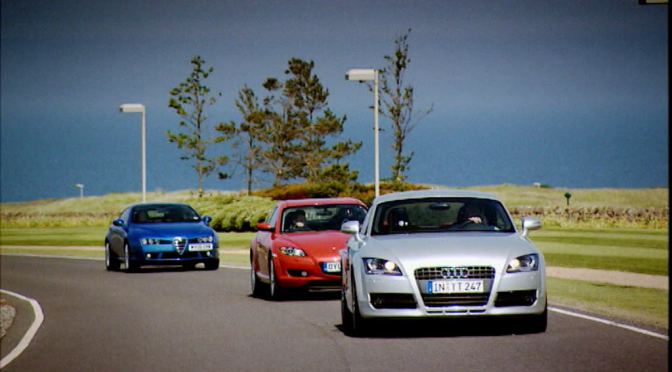 Top Gear 09-02: Less Than £25000 Coupé Challenge in Scotland