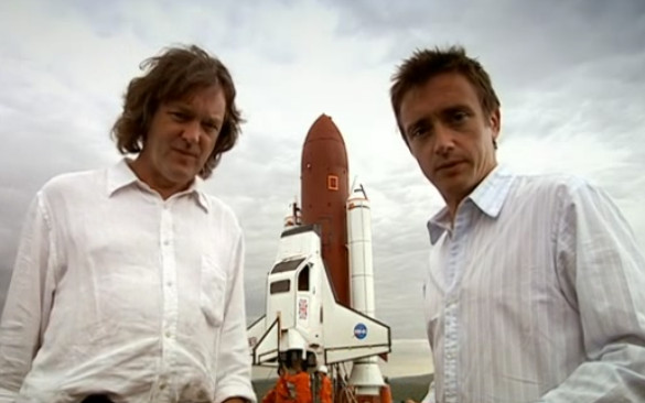 Top Gear 09-04: Reliant Robin Space Shuttle Challenge