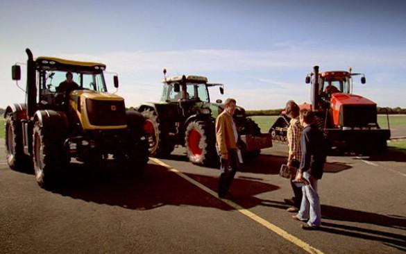 Top Gear 09-05: Tractor Challenge